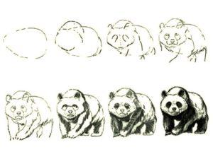 Прикольные картинки для срисовки карандашом