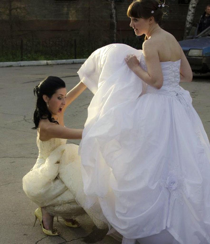 фото приколы про невест зимнюю сказку создать