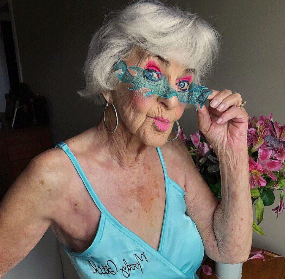 Смотреть видео приколы со старушками 3