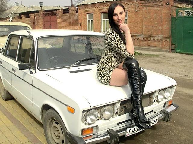 Деревенский гламур (70 фото) девушки без стеснения...