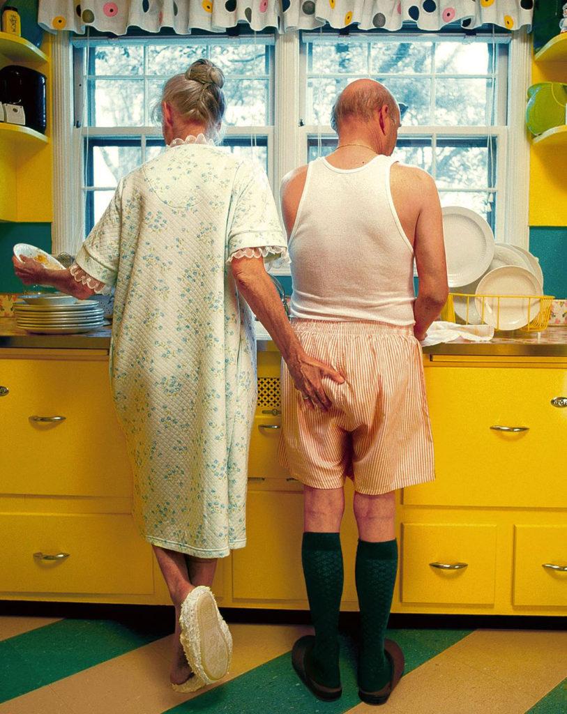 Прикольная Домашняя Услуга От Жены
