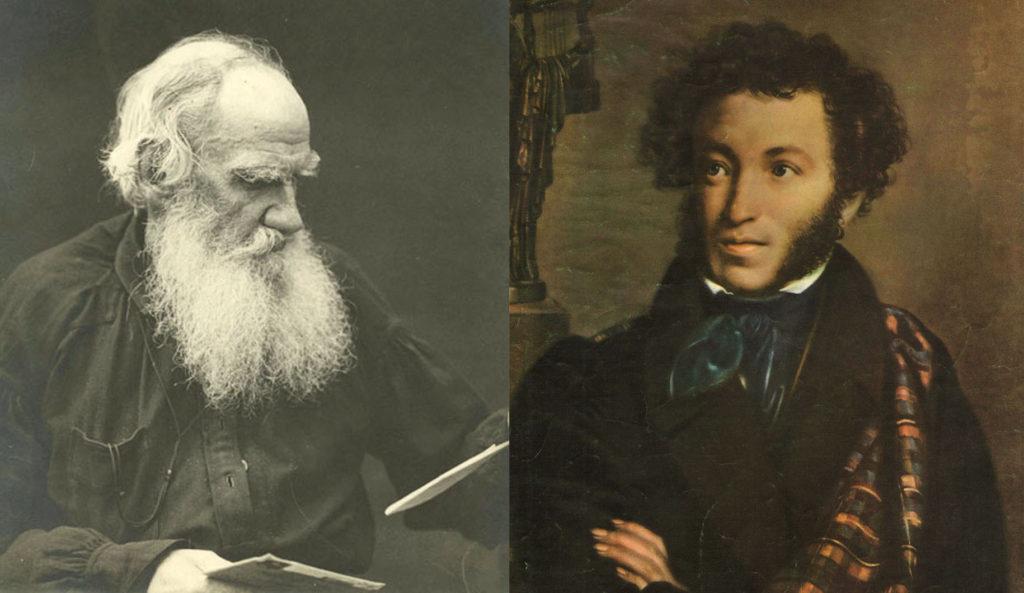 самые интересные факты о Толстом - он был родственником Пушкина