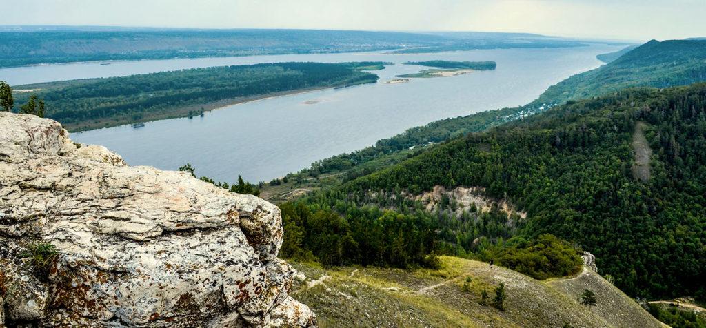 отдых в России летом в горах