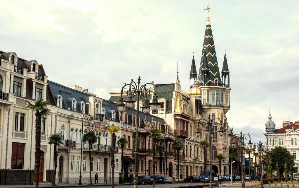 Батуми - отдых в Грузии 2020